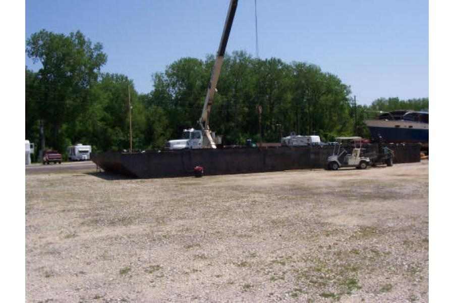 Barge Building